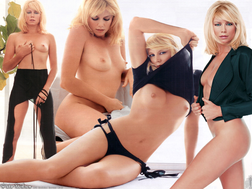 Peta wilson nude pics #9
