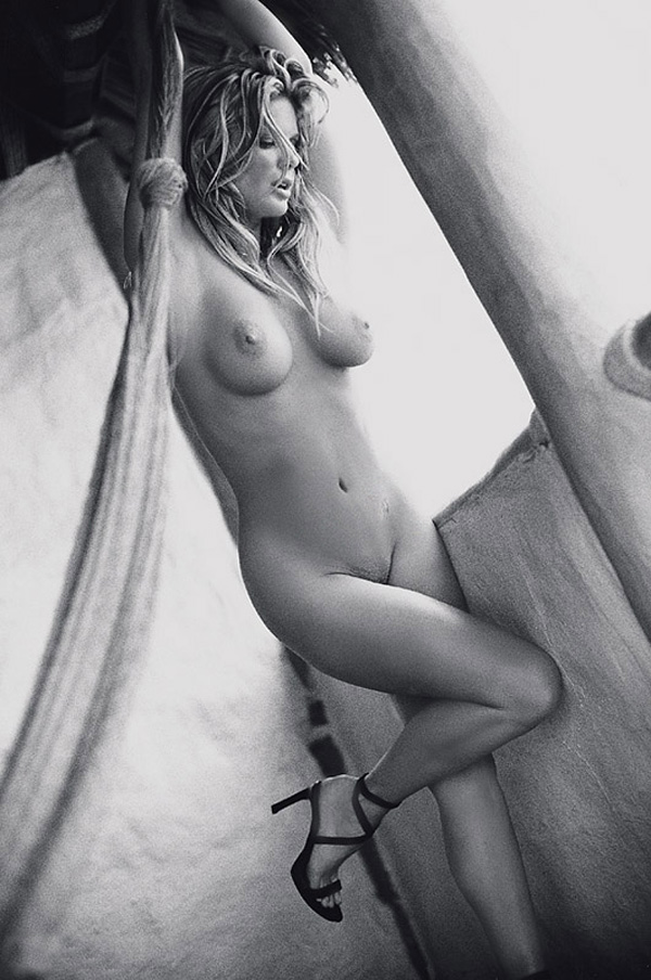 rachel hunter nude