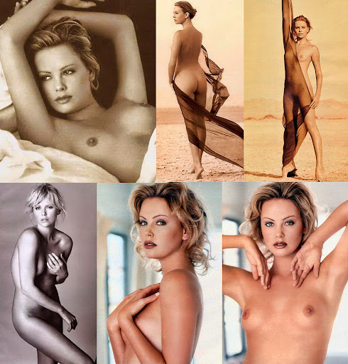 Charlize Theron Nude Photos Sex Scene Pics